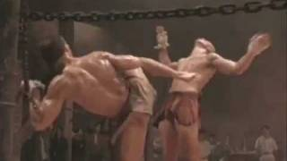 Van Damme Kickboxer Final Fight