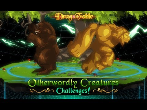 Dragonfable: Otherworldly Creatures Challenge