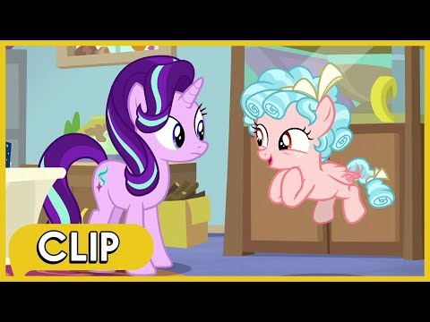 Banned from the School / Consulting with Starlight - MLP: Friendship Is Magic [Season 8]