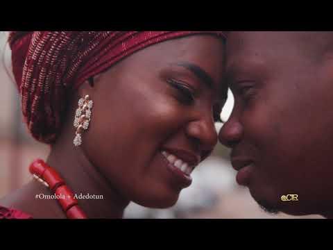 OMOLOLA WED ADEDOTUN  WEDDING HIGHLIGHT 2021