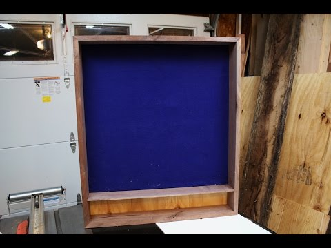 Episode 2 - Dart Board Cabinet: Part 2 - Backing it Up with a Little Support
