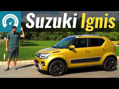 Suzuki Ignis 2-е поколение (рестайлинг) Кросовер