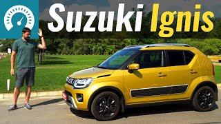 ГИБРИД за $15k: Suzuki Ignis 2020
