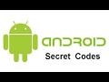 Android Hidden Secrets Codes || Mobile Hidden Codes That Usefully for You Hindi By Awesome india