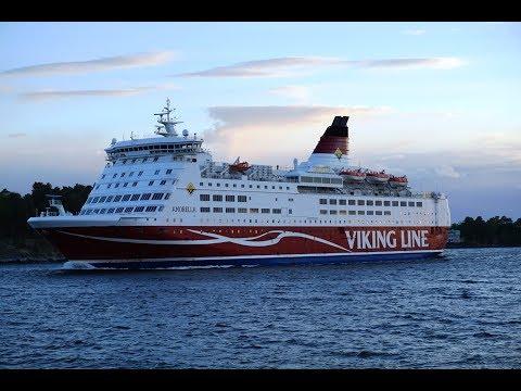 Boat trip Vaxholm - Stockholm