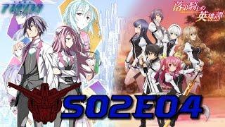 Random Anime Time - Season 2, Episode 4: Rakudai Kishi no Cavalry VS Asterisk