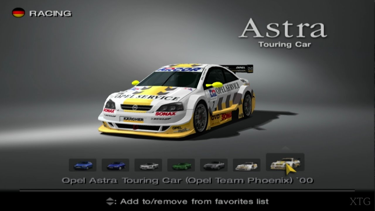 gran turismo 4 opel car list ps2 gameplay hd youtube. Black Bedroom Furniture Sets. Home Design Ideas