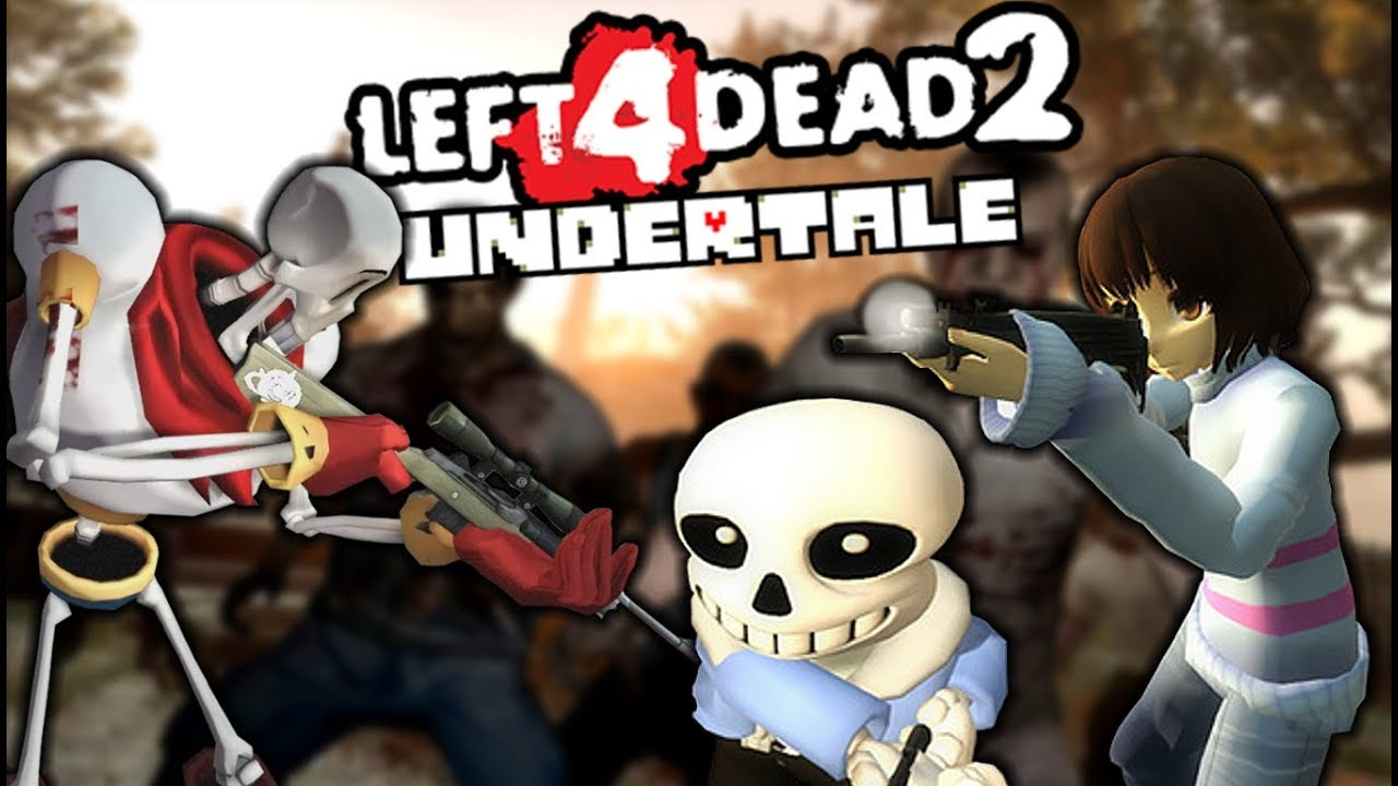 Left 4 Dead: The Sacrifice - Full Walkthrough - YouTube