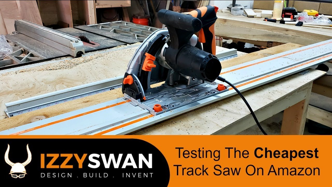 Cheapest Track Saw On Amazon Tested Youtube