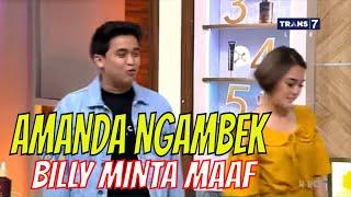 Amanda Manopo Masih NGAMBEK, Billy Minta Maaf | OPERA VAN JAVA (07/08/20) Part 2