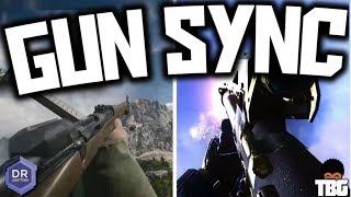 FIRST EVER 8 MAN COLLAB GUN SYNC