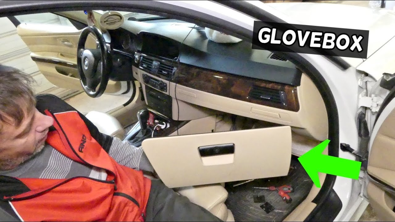 hight resolution of how to remove and replace glove box on bmw e90 e92 e91 e93