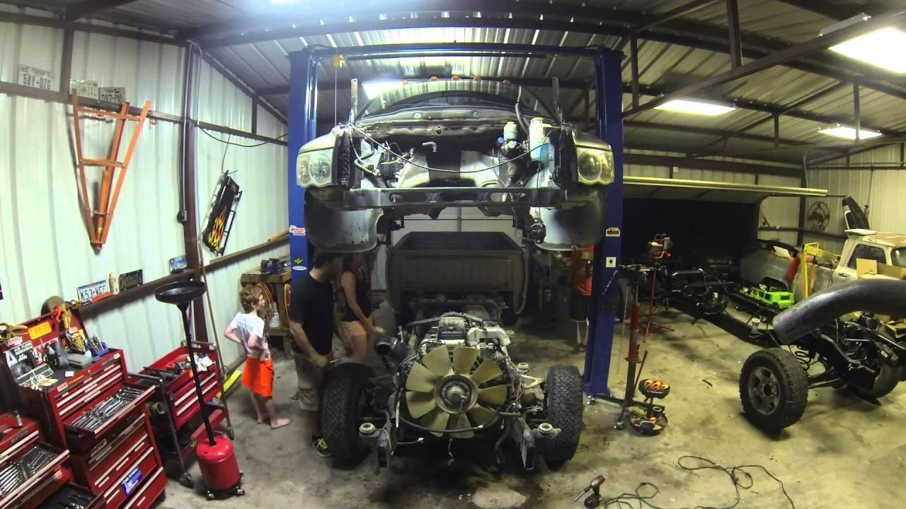 dodge cummins manual transmission conversion