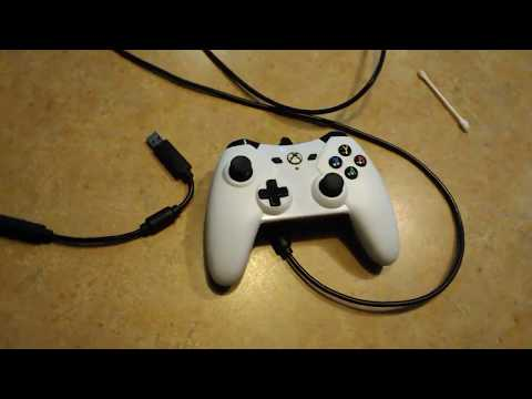 Fixing sticky controller joystick and buttons Xbox one.