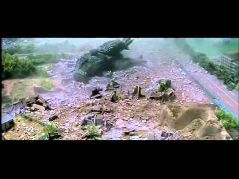 Godzilla Vs. Megaguirus Defeat