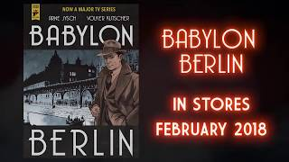 Official Trailer: BABYLON BERLIN from Titan Comics