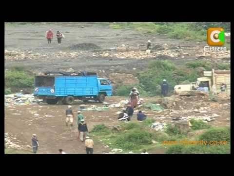 Nairobi's 'New Dumpsite'