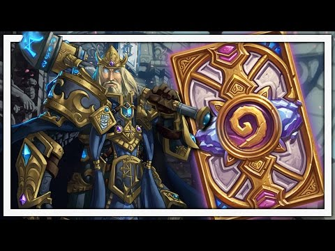 Hearthstone: The Long Game (Paladin Constructed)