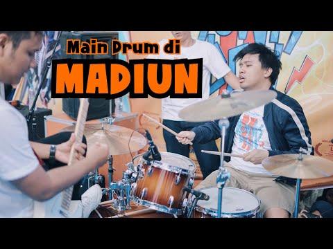 Tour Yowis Ben 2: MADIUN (Tukeran Alat Musik Sama TUTUS!)