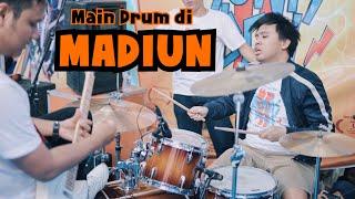 Tour Yowis Ben 2: MADIUN Tukeran Alat Musik Sama TUTUS!