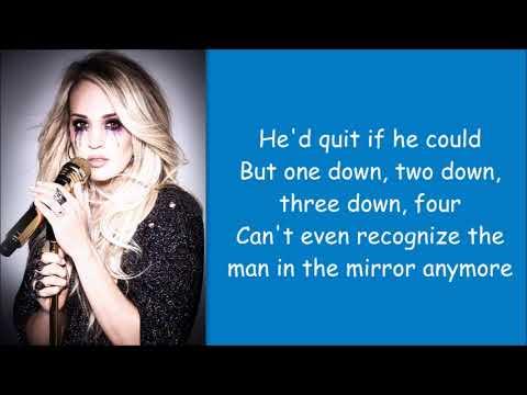 Carrie Underwood ~ Spinning Bottles (Lyrics)