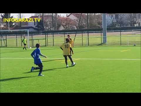 U13 A Biarritz Contre FC Garazi