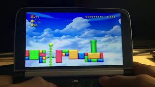 GPD Win 2 (60FPS) - Cemu Wii U New Super Mario Bros U