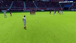 FIFA 18 frikik