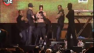 Cheryl Cole - medley Fight For This Love, Under The Sun, Call My Name Live at The Voice 12 [HQ]
