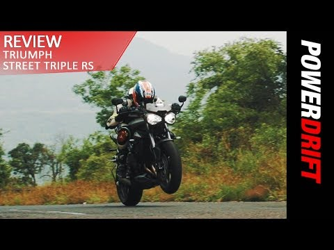 2017 Triumph Street Triple 765 RS : What's Right And What's Wrong : PowerDrift