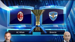 AC Milan vs Brescia Prediction & Preview 31/08/2019 - Football Predictions