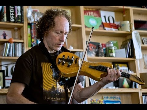 Tracy Silverman: NPR Music Tiny Desk Concert