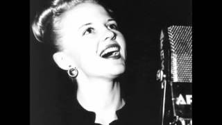 Watch Peggy Lee Youve Got To See Mamma Every Night video