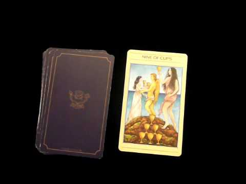 Nine of Cups Tarot Card Meaning Video