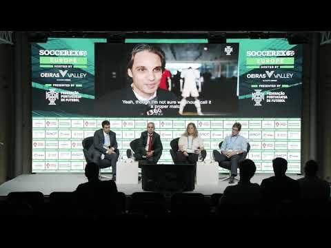 New Trends In Football Education | Soccerex Europe 2019 (POR)
