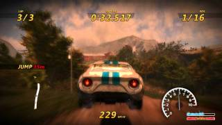 Flatout 3: Chaos And Destruction Gameplay HD