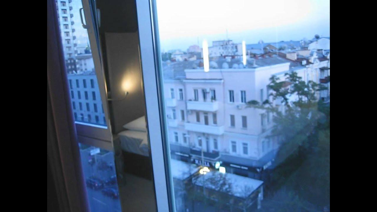 11 mirrors design hotel kiev youtube for Youtube design hotels