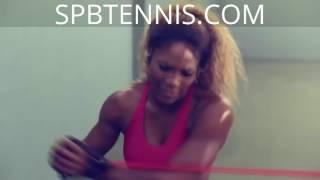 Серена Уильямс о теннисе