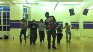 Chris Brown - Look At Me Now Choreo Dom from Guam
