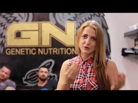 Интерактив от спортсменов команды Genetic Nutrition Team Сергея Киреева и Сергея Белкина.