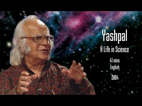 Yashpal: A Life in Science (documentary film)