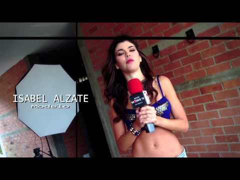 Making off Isabel Alzate