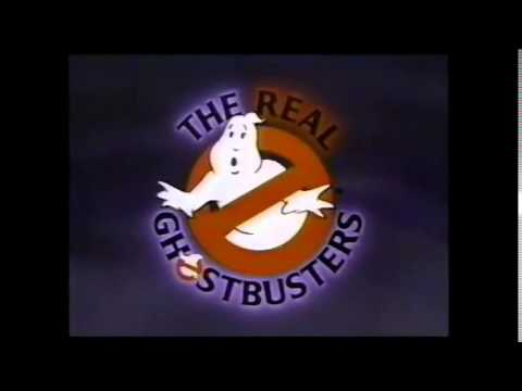 THE REAL GHOSTBUSTERS - Movie project.