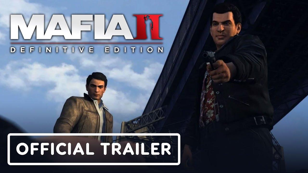 Mafia 2: Edición definitiva - Tráiler oficial + vídeo