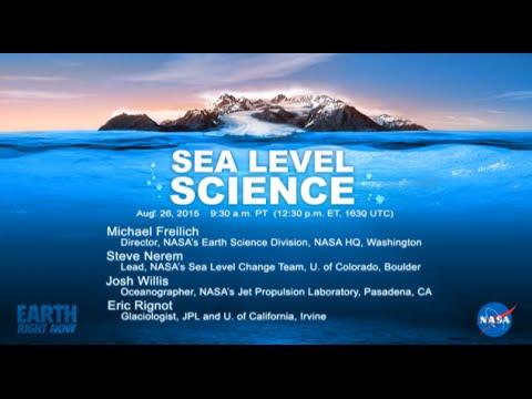 News Telecon: Sea Level Science