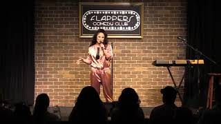 Flappers Comedy Club - Jeanette Samano