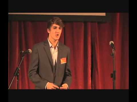 2011 Hanyuqiao Chinese Proficiency Competition for Australian Secondary School Students.wmv