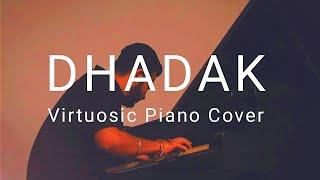 Dhadak Title Track (Virtuosic Piano Cover) видео