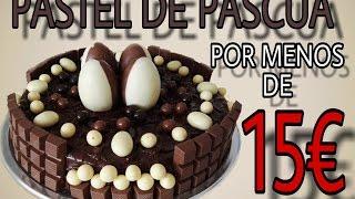 SUPER PASTEL DE PASCUA O MONA ( Por menos de 15€ )