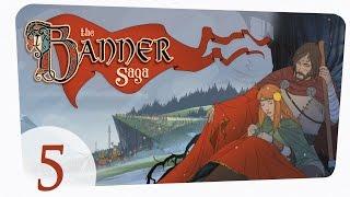 Бой не с драгами • The Banner Saga #5